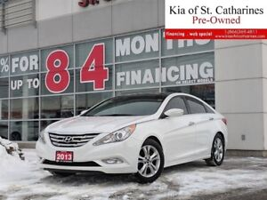 2013 Hyundai Sonata Limited | Navigation | Leather | Panoramic R