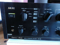 Akai AM95 Reference audiofile Amplifier in perfect Working Order