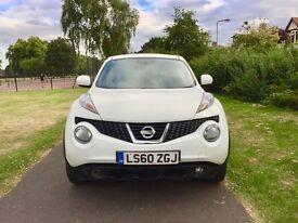 2010 Nissan Juke Accenta Premium | 5 Doors |Sat Nav | Reverse Parking Camera | Hpi Clear | Juke 2010