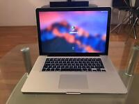 MacBook Pro (15-inch, Mid 2010) - Brand New Condition - Adobe Suite - Apple Cover