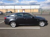 Lexus IS220d 2.2 2006 Diesel 56 Reg HPI Clear Full Service History Alloys IS220