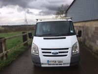 FORD TRANSIT SWB LOW ROOF.58 REG.ELEC WINDOWS.ROOF RACK