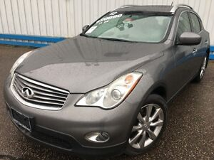 2012 Infiniti EX35 AWD *LEATHER-SUNROOF* Kitchener / Waterloo Kitchener Area image 8