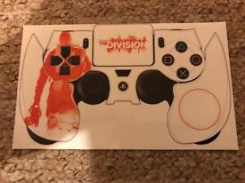 PS4 CONTROLLER SKIN
