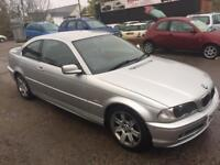 BMW 320i automatic 2003 coupe cheap