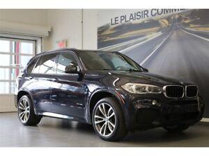 2015 BMW X5 xDrive35i LIGNE M SPORT, GROUPE DE LUXE