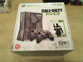CALL of DUTY MW3 LIMITED EDITION XBOX 360 CONSOLE. BOXED & VGC.