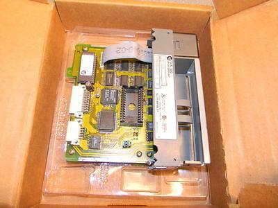 Allen Bradley 1747-l524 Slc 500 Processor Unit Rev C No Backup Battery