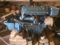 MAN Diesel engine 100HP