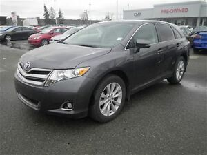 2015 Toyota Venza XLE|NAV|Heated Leather|Camera