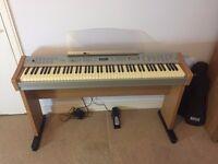 Digital Piano w/ pedal and 88 keys