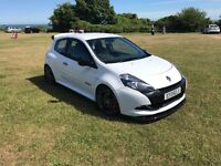 Renault Clio rs200 low mileage cheapest