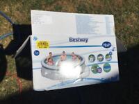 Bestway fast set 10ft pool