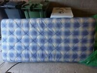 Single Mattress, used once, from Argos RRP £85