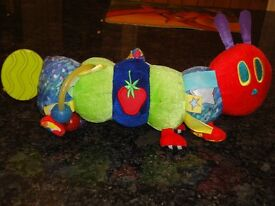 Eric Carle Hungry Caterpillar Baby toy