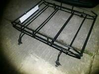 Retro roof rack fitted to a mk1 fiesta may fit others