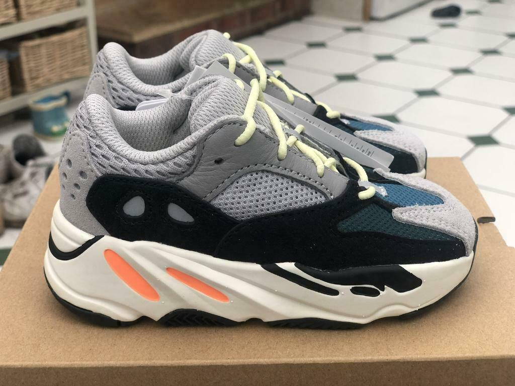 separation shoes 31998 7e251 Adidas Yeezy waverunner toddler 7.5UK | in Rainham, Kent | Gumtree