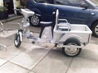 48v electric bike trike