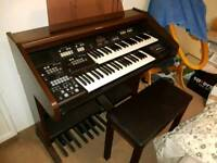 Technics organ sx en3 model