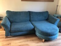 3-Seater Lounger Sofa (DFS 'Marni')