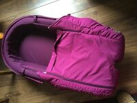 Stokke Xplory carrycot great condition