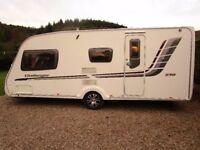 *High spec* 2010 Swift Challenger 530 End washroom Side dinette 4 berth caravan