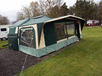 Conway Crusader trailer tent 2001 6 berth