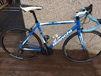 Bianchi C2C road bike