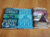 David & Leigh Eddings Books.
