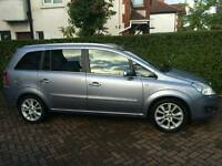VAUXHALL ZAFIRA ELITE 1.9 CDTI 150-BHP 2008 08'REG**1 OWNER**TOP SPEC**7 SEATS**MINT COND**#TOURAN