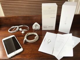 iPhone 6 silver 64gb on EE