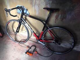 BMC streetracer bike