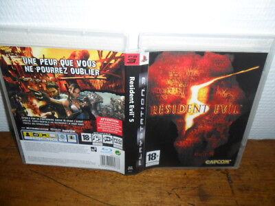 Resident Evil 5 - Playstation 3 - PS3