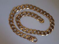 """107 gr!!! GOLD CHAIN 9ct, LENGTH 20.5"""","""