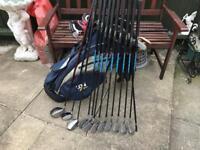 Wilson tsa 2000 golf irons for sale