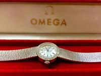 Omega cocktail watch