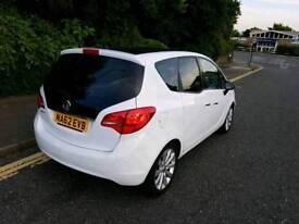 2012 Vauxhall meriva 1.4 low Malige