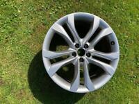 Audi SQ5 (2014) front alloy wheel