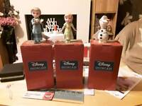 Band new Disney Showcase Frozen Collectable Figurines