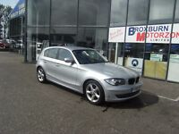 2009 59 BMW 1 SERIES 2.0 118D SPORT 5d 141 BHP FREE 12 MONTHS MOT **** GUARANTEED FINANCE ****