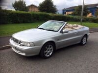 Volvo C70 2.4 T, CONVERTIBLE, Full Service History, Low 48000 Mileage, Drives Excellent