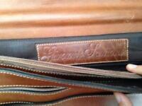 A vintage Giromy Samoni Bag Briefcase