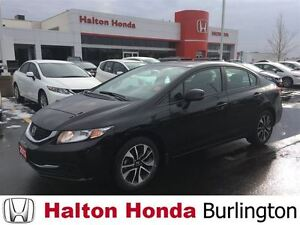2013 Honda Civic EX | 5SP | ALLOYS | SUNROOF | BLUETOOTH