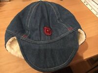 DENIM HAT AGE 2-3