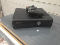 VARIOUS XBOX 360 CONSOLES AVAILABLE- 3 MONTHS WARRANTY- 3 FREE GAMES
