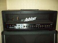 Ashton GA100FX Guitar Amp Head - 2 Behringer Effects Foot pedals - Boss Guitar Tuner