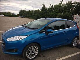 Ford Fiesta Titanium Econetic 1.0
