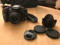 Panasonic Lumix G6 camera with 14 - 42mm Lens