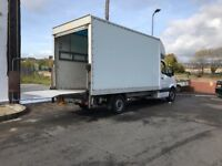 Man and van removal services Newport & Uk