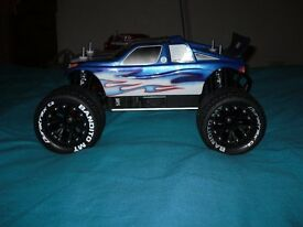HPI Bullet Full Aluminium Upgrade + Lots of Extras